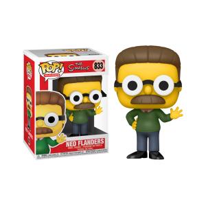 The Simpsons - Flanders Lefty US Exclusive Pop! Vinyl