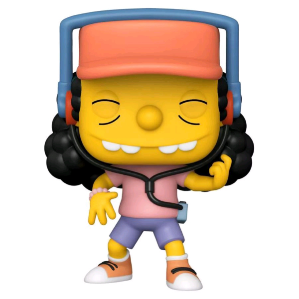 The Simpsons - Otto Mann US Exclusive Pop! Vinyl