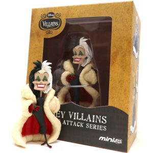 Disney Villains: Mini Egg Attack - Cruella