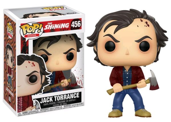 The Shining - Jack Torrance (with chase) Pop! Vinyl