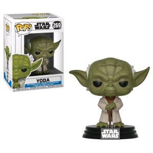 Star Wars: Clone Wars - Yoda Pop! Vinyl
