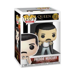 Queen - Freddie Mercury Radio Gaga Pop! Vinyl