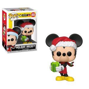 Mickey Mouse - 90th Anniversary Holiday Mickey Pop! Vinyl