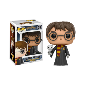 Harry Potter - Harry with Hedwig US Exclusive Pop! Vinyl