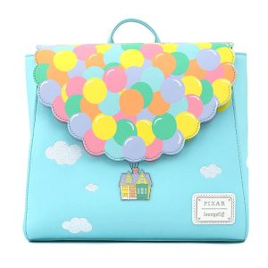 Up - Balloon House Flap Backpack