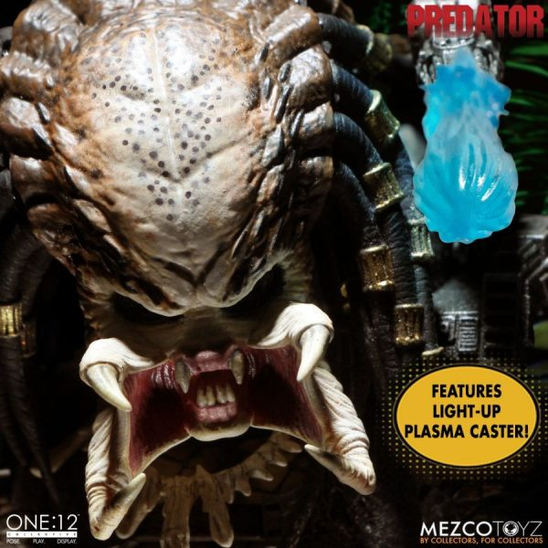 Predator - One:12 Collective Deluxe Action Figure