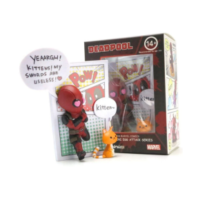 Marvel Comics: Mini Egg Attack - Deadpool Jump Out 4th Wall