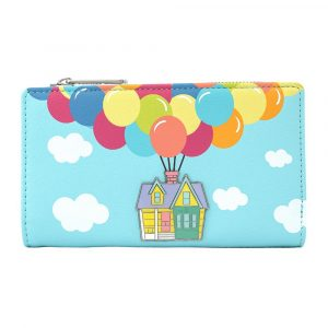 Up - Balloon House Flap Purse