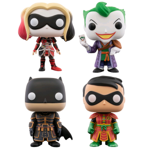 Batman - Imperial Pop! Vinyl Bundle (Set of 4)