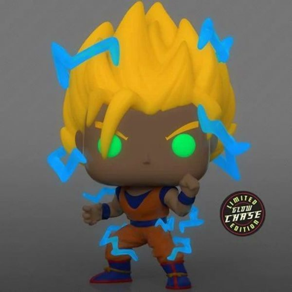 Dragon Ball Z - Goku Super Saiyan 2 Pop! Vinyl