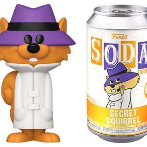 Secret Squirrel - Secret Squirrel Vinyl Soda