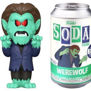 Scooby Doo - Werewolf Vinyl Soda