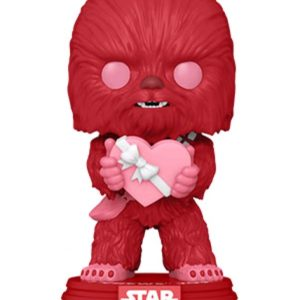 Star Wars - Chewbacca Valentine Pop! Vinyl