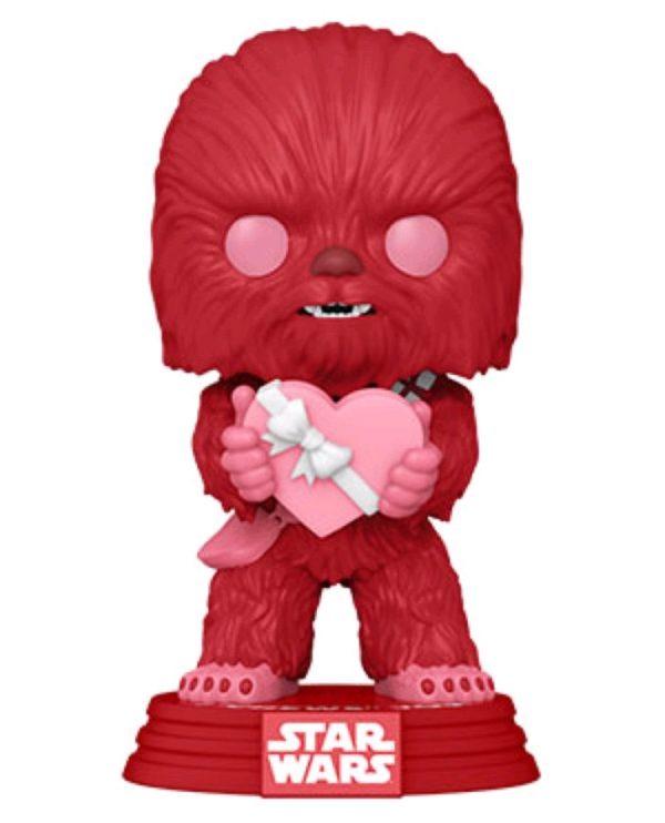 Star Wars - Chewbacca Valentine Pop! Vinyl