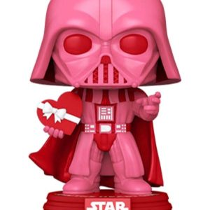 Star Wars - Darth Vader Valentine Pop! Vinyl