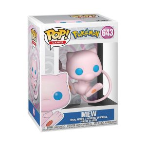 Pokemon - Mew Pop! Vinyl