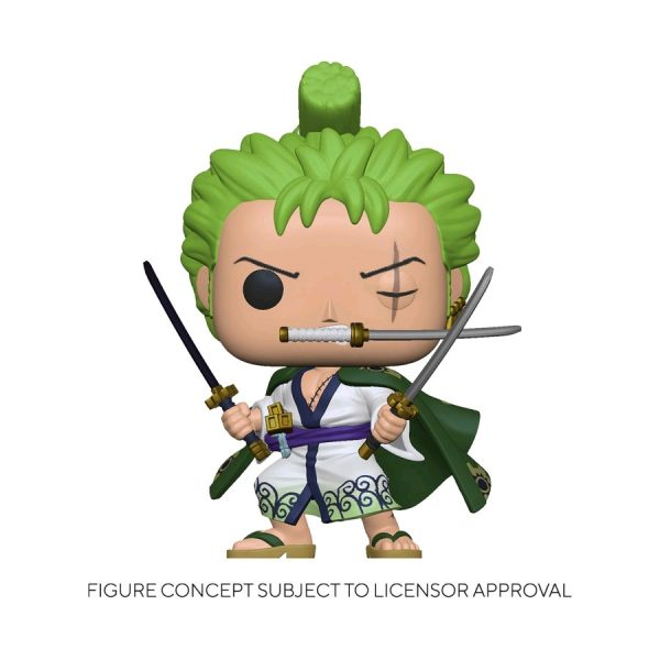 One Piece - Roronoa Zoro Pop! Vinyl