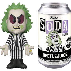 Beetlejuice - Beetlejuice Vinyl Soda