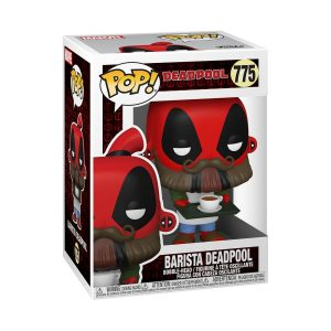 Deadpool - Coffee Barista 30th Anniversary Pop! Vinyl