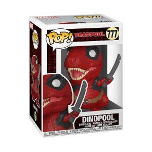 Deadpool - Dinopool 30th Anniversary Pop! Vinyl