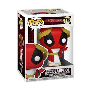 Deadpool - Roman Senator 30th Anniversary Pop! Vinyl