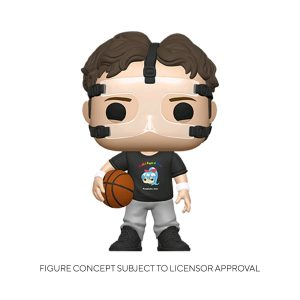 The Office - Basketball Dwight US Exclusive Pop! Vinyl