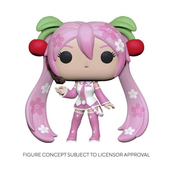 Vocaloid - Hatsune Cherry Blossom US Exclusive Pop! Vinyl