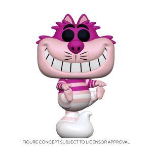 Alice in Wonderland - Cheshire Cat TR 70th Anniversary Pop! Vinyl