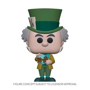 Alice in Wonderland - Mad Hatter 70th Anniversary Pop! Vinyl