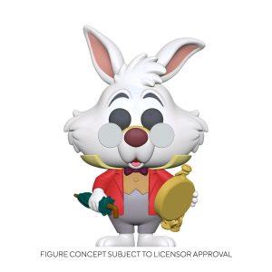 Alice in Wonderland - White Rabbit 70th Anniversary Pop! Vinyl