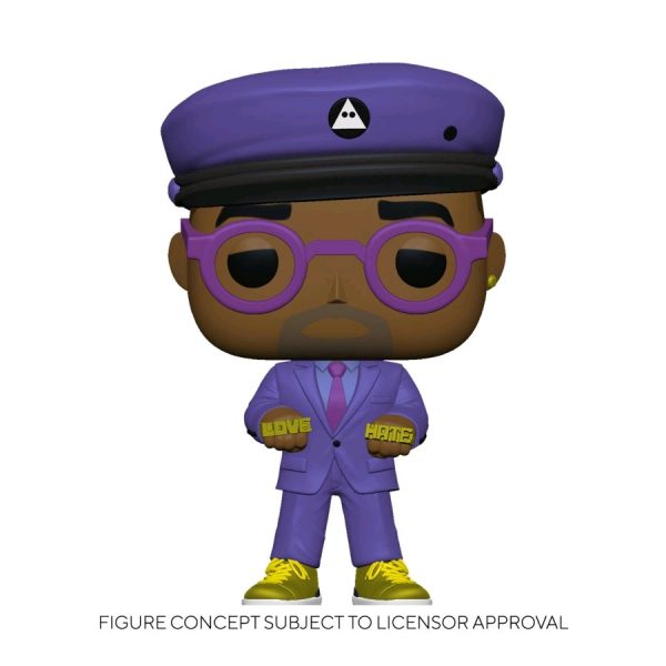 Directors - Spike Lee Purple Suit Pop! Vinyl