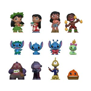Lilo & Stitch - Mystery Minis Blind Box (Display Of 12)