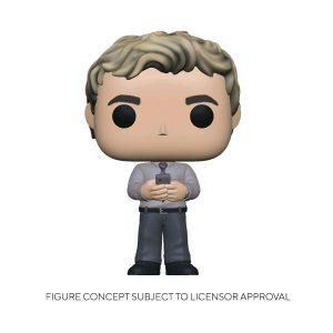 The Office - Ryan Blonde US Exclusive Pop! Vinyl