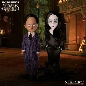 LDD - The Addams Family Gomez & Morticia
