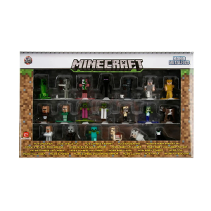Minecraft - Nano Metalfigs 20-pack wave 01