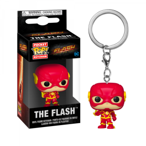 The Flash – Flash Pocket Pop! Keychain