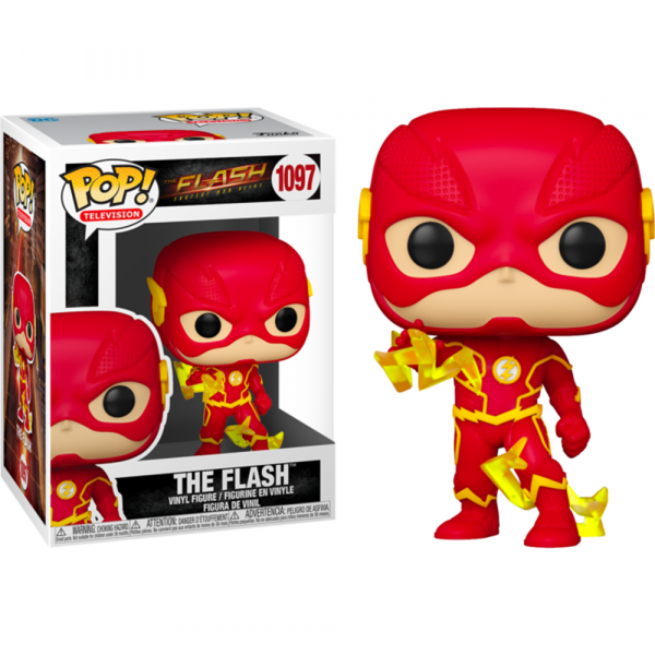 The Flash - Flash Pop! Vinyl