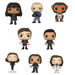 The Umbrella Academy - Season Two Pop! Vinyl Bundle (Set of 8)