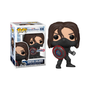 Captain America - Winter Soldier Year of the Shield US Exclusive Pop! Vinyl
