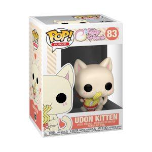 Tasty Peach - Udon Kitten Pop! Vinyl