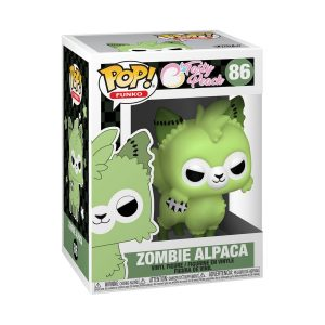 Tasty Peach - Zombie Alpaca Pop! Vinyl