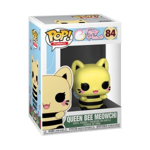 Tasty Peach - Queen Bee Meowchi Pop! Vinyl