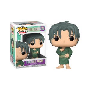 Fruits Basket - Shigure Soma Pop! Vinyl