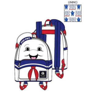 Ghostbusters - Stay Puft Backpack
