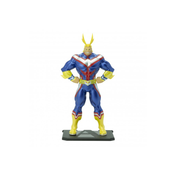 My Hero Academia - Figurine - All Might Metal foil effect