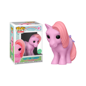 My Little Pony - Cotton Candy Sented US Exclusive Pop! Vinyl