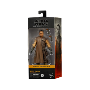 "Star Wars: The Mandalorian - Greef Karga 6"" Black Series Action Figure"