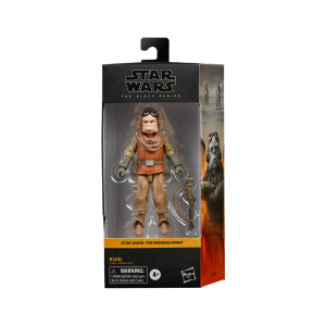 "Star Wars: The Mandalorian - Kuiil 6"" Black Series Action Figure"