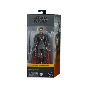 "Star Wars: The Mandalorian - Moff Gideon 6"" Black Series Action Figure"