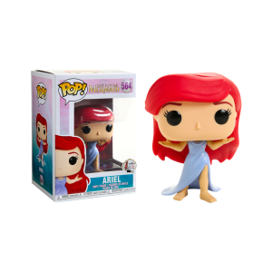 The Little Mermaid - Ariel Purple Dress Pop! Vinyl